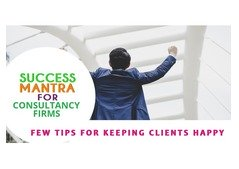 How to keep your Clients Happy?