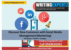 for customized social media and digital market services in Dubai Call On 0569626391