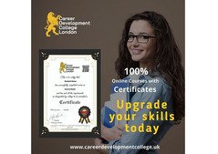 UK Online Certification Career and Professional Development courses