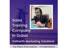 Sales Training Company in Dubai - Yatharth Marketing Solutions