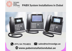 Business PABX System Installation in Dubai