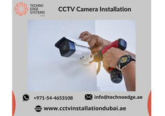 CCTV Camera Service Providers in Dubai