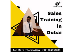 Sales Training in Dubai - Yatharth Marketing Solutions