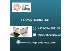 Choose Laptop Rental UAE for your Events