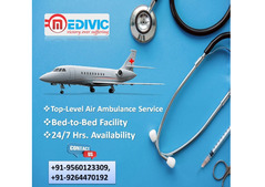 Gain Advanced Medical Solutions by Medivic Air Ambulance Cuttack