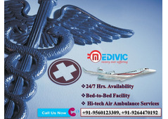 Use Perfect Life-Savior Medivic Air Ambulance Dehradun at Low-Cost