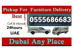 Pickup For Rent in difc 0555686683