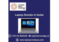 Secure your Business data with Laptop Rentals in Dubai