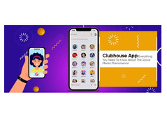 Clubhouse App Everything You Need To Know About The Social Media Phenomenon | X-Byte