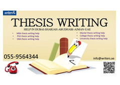 WRITERS.AE Offer Plagiarism Free Assignments, Thesis