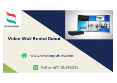 Affordable Video Wall Rental Services in UAE