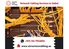 Get Professional Network Cabling Services in Dubai