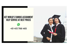 Take Top Assignment Help and Writing Service At Affordable Price