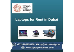 Save Money with Laptops for Rent in Dubai