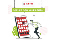 Top Android App Development Company Services UAE | X-Byte Enterprise Solutions