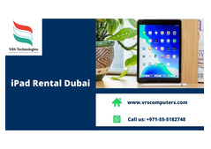Hire Our Next Generation iPads in UAE for Events