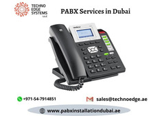 Advanced PABX Phone Services in Dubai