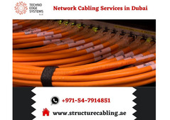 Best Network Cabling Service Providers in Dubai