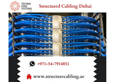 Professional Structured Cabling in Dubai