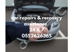 055262365 Car towing and recovery assistance near you