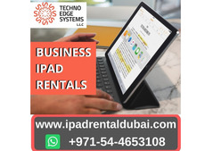 Hire Ipad Pro In Dubai That Are Affordable And Convenient