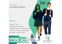 LEVEL 3 FOUNDATION DIPLOMA TO HIGHER EDUCATION