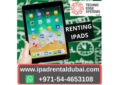 Why You Should Rent a iPads for Events in Dubai