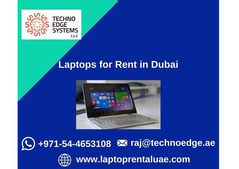 Why to Choose us for Renting Laptops in Dubai?