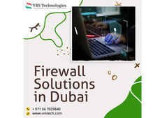 Protect Your Systems Firewall Network Security Dubai