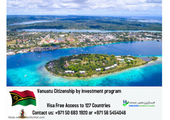Vanuatu Citizenship by Investment Program