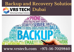 Thinking to Keep your Data Storage Secure with Backup Solutions Dubai?