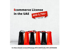 Get eCommerce business license & more activities license