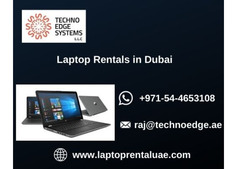 Rent a Laptop for your Business in Dubai