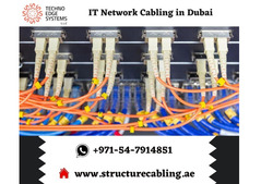 Advanced IT Network Cabling Services in Dubai