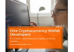 Hire Crypto Wallet developers to Create a Bitcoin Wallet App