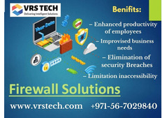 What are Top Services for Firewall Solutions Dubai?