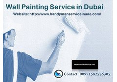 Wall Painting Service Provider in Dubai