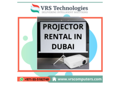 Choose the Right Projector Rental in Dubai for Event