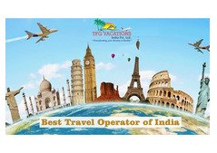 Why limit travel to India as there are world destinations?