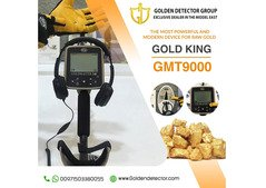 The New metal detector 2021 from golden detector GMT 9000