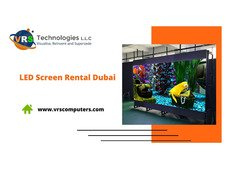 Big High Definition LED Screens for Hire in UAE