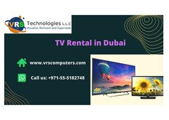 Short Term TV Rental Services for Exhibitions in UAE