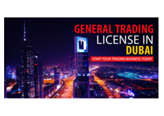 New commercial trade license in Dubai without local sponsor
