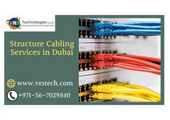 Structure Cabling Installation Dubai in Network Communication