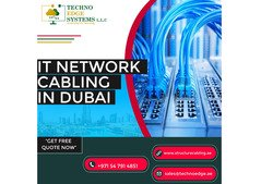 Effective IT Cabling Installation Services in Dubai