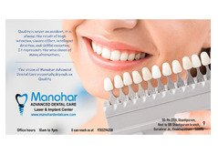 best root canal treatment in vizag |Manohar dental care