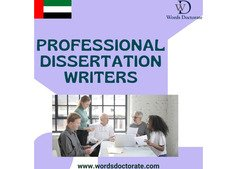 Professional Dissertation Writers For You- Words Doctorate