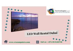 Latest Video Wall Hire Solutions for Events in UAE