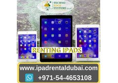 How To Get An IPad Pro Lease Dubai From Techno Edge Systems LLC