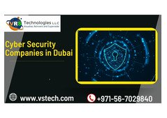 What are Best Cyber Security Companies in Dubai?